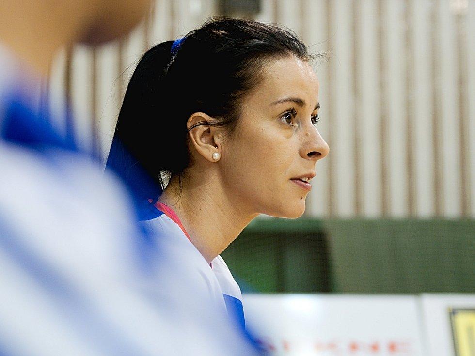 Olomoucká volejbalistka Darina Košická