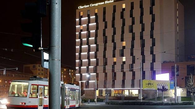 Clarion Congress hotel v Olomouci