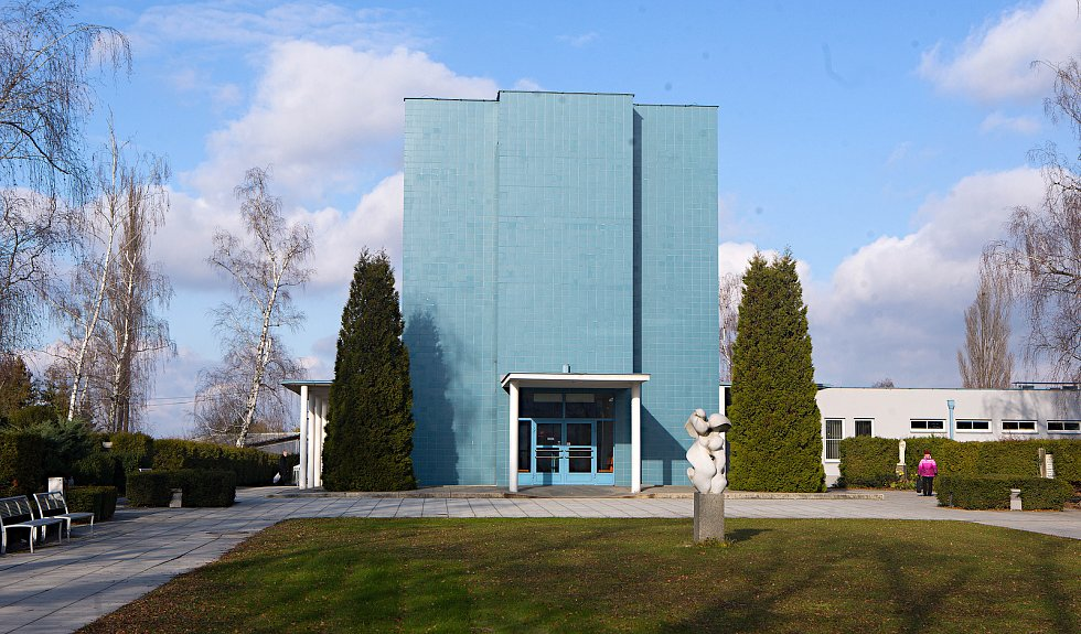 Olomoucké funkcionalistické krematorium