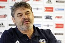Ladislav Minář, sportovní ředitel fotbalové Sigmy Olomouc