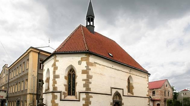 Kaple se mění v kulturní centrum