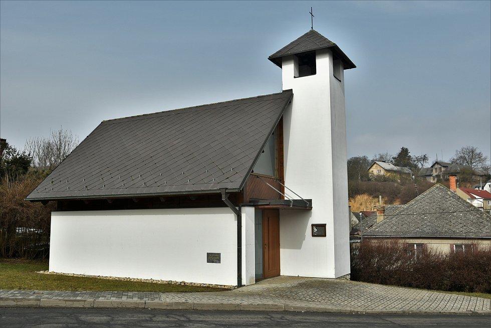Kaple sv. Floriána a sv. Barbory v Mladči
