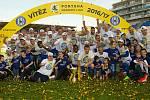 Sigma vyhrála Fotbalovou národní ligu .