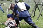 Bitva se Švédy pod olomouckými hradbami
