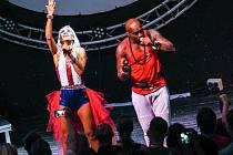 Twenty 4 Seven na Dance sensation v olomouckém S Klubu
