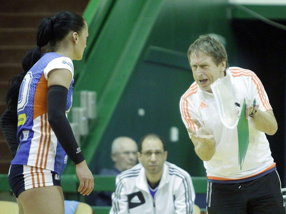 Jiří Teplý, trenér Olomouce