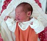 Natálie Jersáková, Dlouhá Loučka-Plinkout,  narozena 12. června ve Šternberku,  míra 50 cm, váha 3250 g