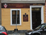 Prodejna Arcibiskupského zámeckého vína v Olomouci