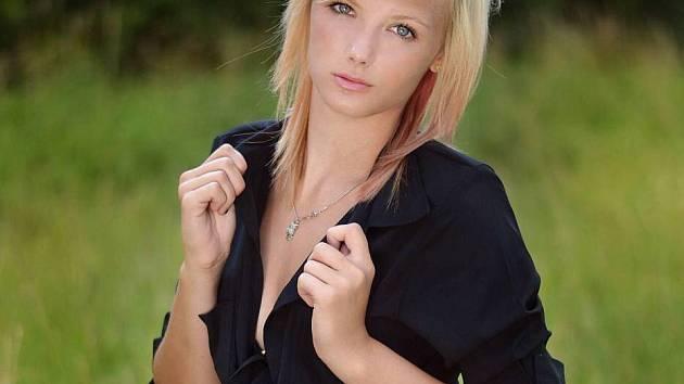 6) KAROLÍNA HRBÁČKOVÁ, 14 let, studentka, Slavičín