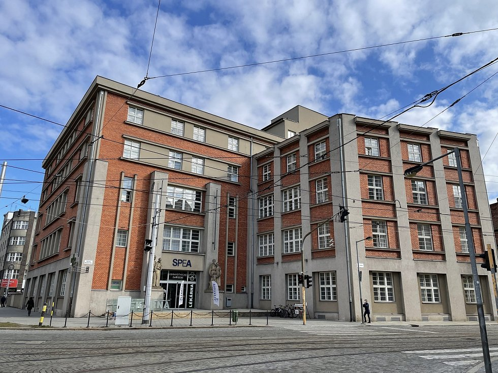 SPEA Olomouc připravuje infekční laboratoř k vyšetření Covid-19 metodou PCR a a Ag testy, 18. března 2021