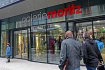 Olomoucký Prior se změnil v Galerii Moritz