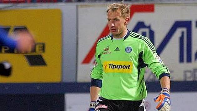 Gólman Sigmy Zdeněk Zlámal
