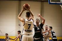 Basketbal Olomouc. Ilustrační foto.