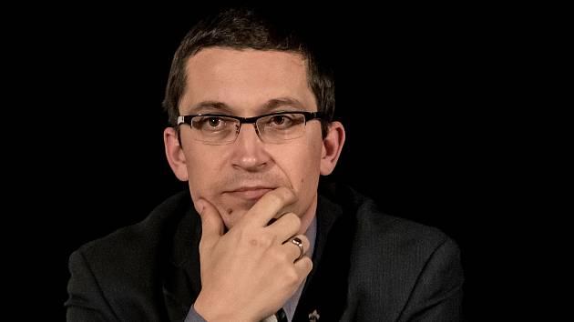 Politolog Stanislav Balík.