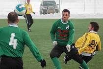 Fotbalisté HFK v přípravě