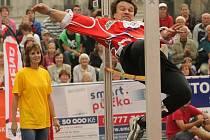 Kapitán hokejistů Mory Richard Brančík