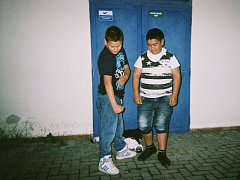 Z cyklu Můj obyčejný život, který nafotily romské děti