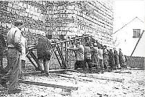 Nejvýznamnějším počinem v novodobé historii Střeně byla výstavba kulturního domu v roce 1958 v rámci akce Z. Financována byla z vlastních prostředků získaných od obecních spolků. Stavební projekt je od Rostislava Hladiše.