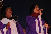 Sbor The Washington Gospel Singers v Olomouci