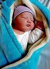 Jan Zelenka, Rýmařov narozen 27. února míra 52 cm, váha 4280 g