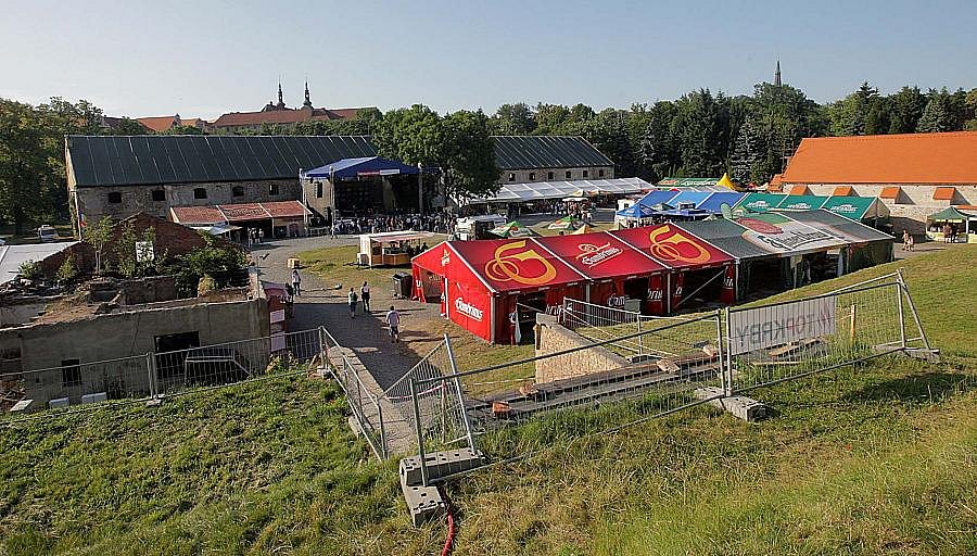 Olomoucký Beerfest na Korunní pevnůstce