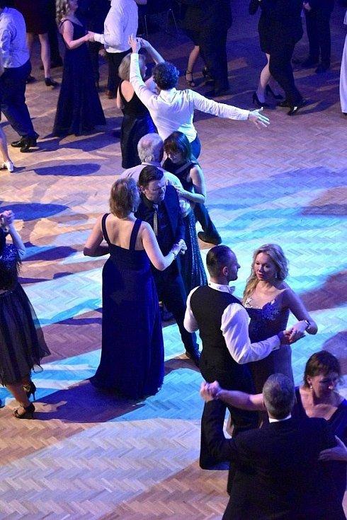 Dance ples v olomouckém RCO