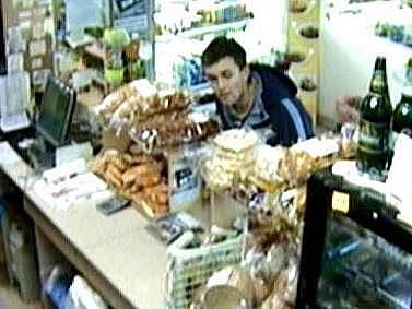 Pachatel přepadení prodejny potravin v Havlíčkově ulici v Olomouci