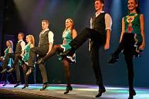 Slovenská taneční skupina irských tanců Merlin