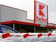 Supermarket Kaufland. Ilustrační foto