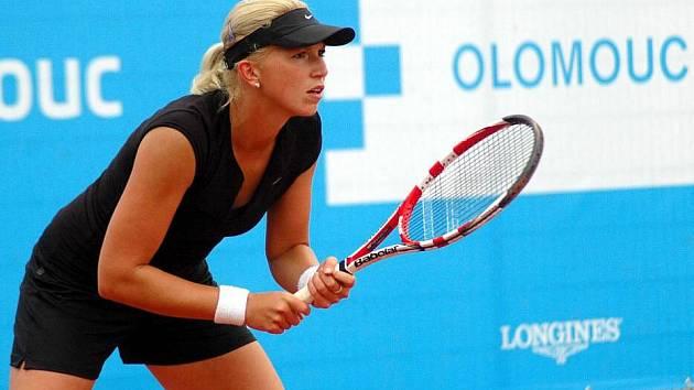 Tenisový ITS Cup v Olomouci: Michaella Krajicek