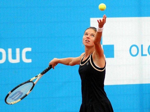 Tenisový ITS Cup v Olomouci: Sandra Záhlavová