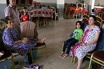 Uprchlí iráčtí křesťané, které vyhnala z domovů brutalita Islámského státu