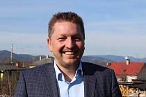 Kandidát do Evropského parlamentu Radim Sršeň
