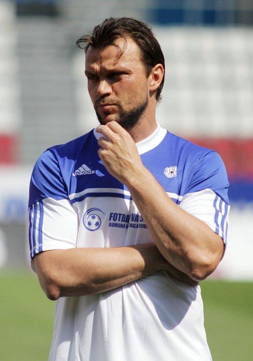 Fotbalová škola Romana a Michala Hubníkových v Olomouci - Tomáš Ujfaluši