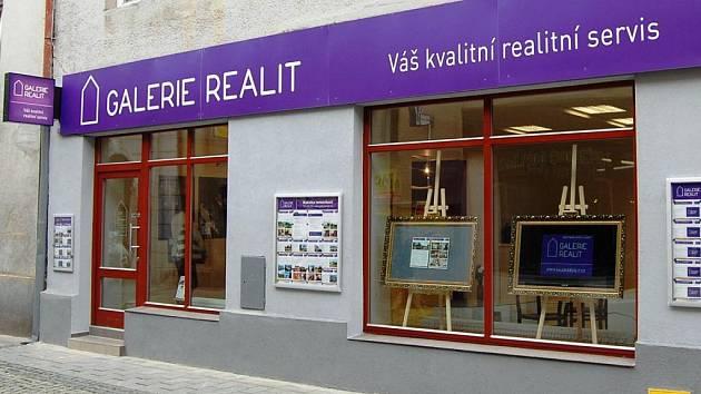 Společnost GALERIE REALIT sídlí v Přerově v Jiráskově ulici