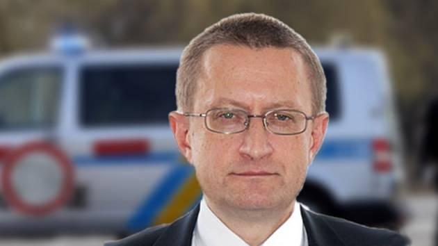 Ředitel Ústavu zdravotnických informací a statistky Ladislav Dušek