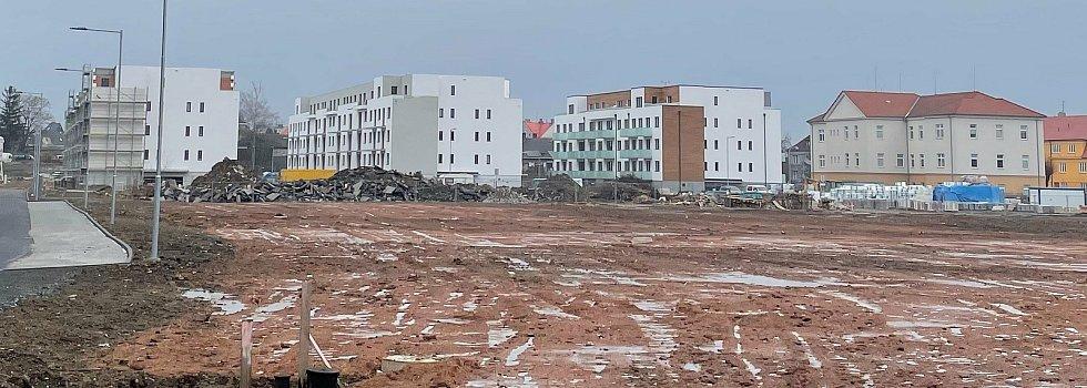 Byty Šibeník, únor 2021
