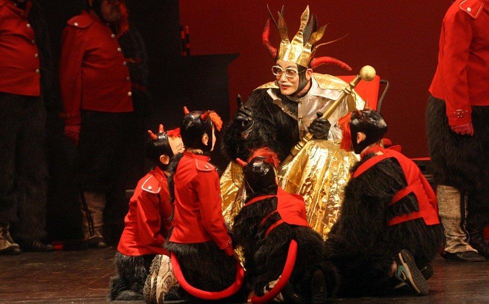Opera v Moravském divadle Olomouc – Antonín Dvořák: Čert a Káča