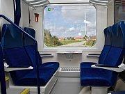 Projížďka s novým vlakem RegioPanter