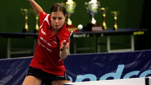 Český pohár stolních tenistů v Olomouci, zápasy žen