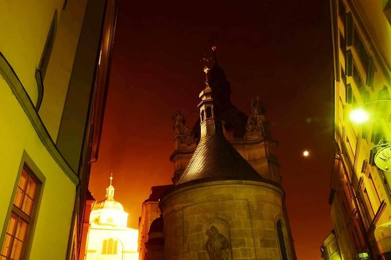 Kaple svatého Jana Sarkandra v Olomouci, ulice Mahlerova