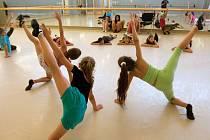 Baletní studio MDO. Ilustrační foto