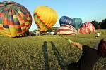 Balonová fiesta na Bouzově