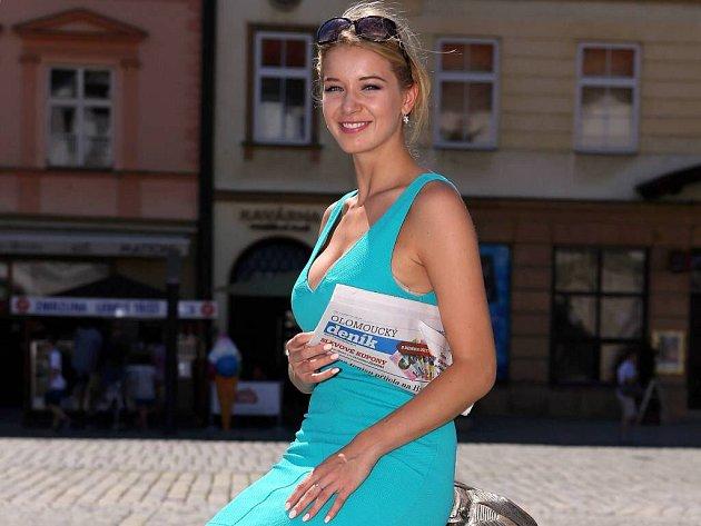 Gabriela Franková bude předsedat porotě Miss OK 2014