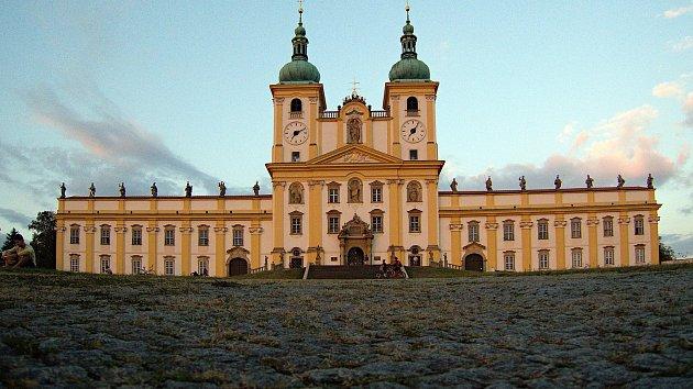 Bazilika Navštívení Panny Marie na Svatém Kopečku u Olomouce