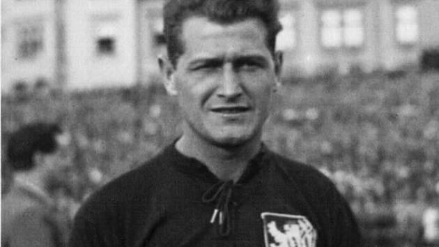 Josef Silný v reprezentačním dresu
