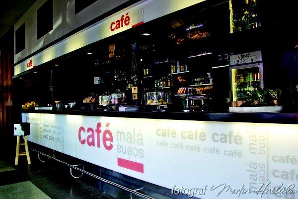 Café Malá Scéna, Zlín
