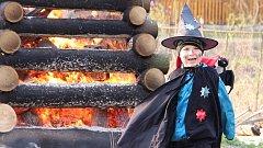 Pálení čarodějnic. Ilustrační foto