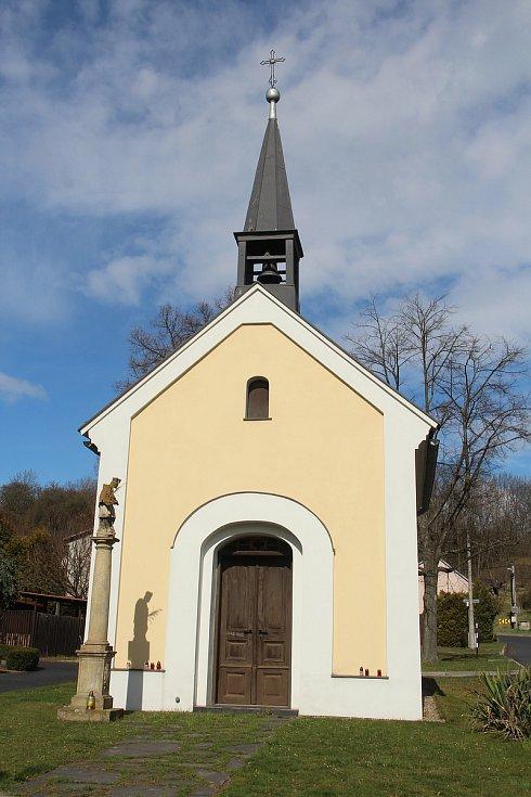 Kaple Ludéřov