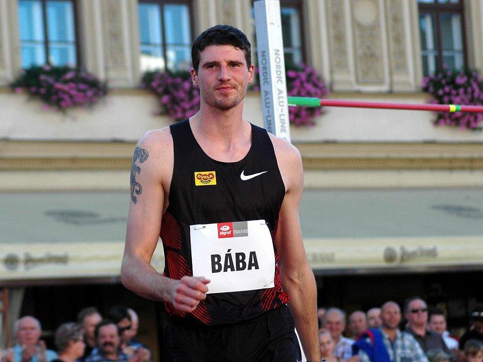 Hanácká laťka 2011 - Vítěz Jaroslav Bába